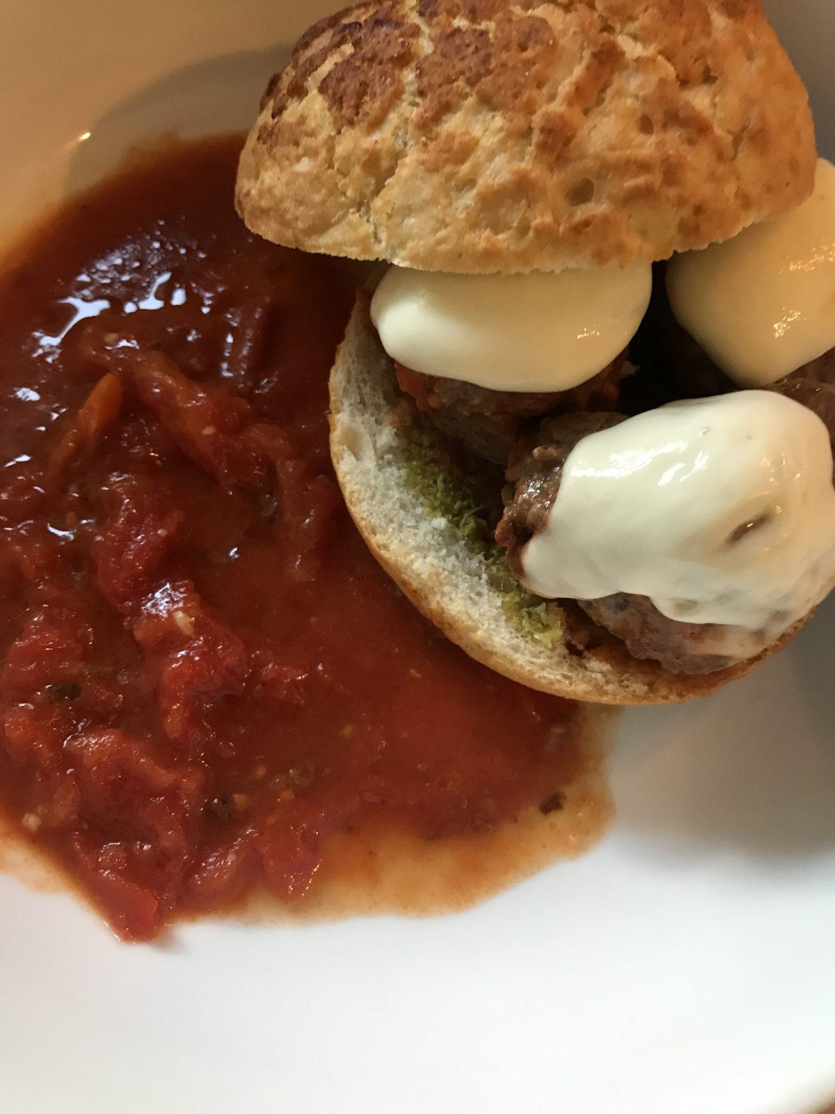 Jamie Oliver's Meatballs